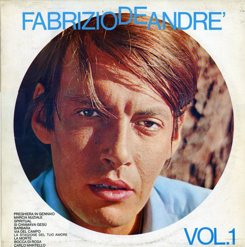 Fabrizio De André Fabrizio De Andre' Volume 3°